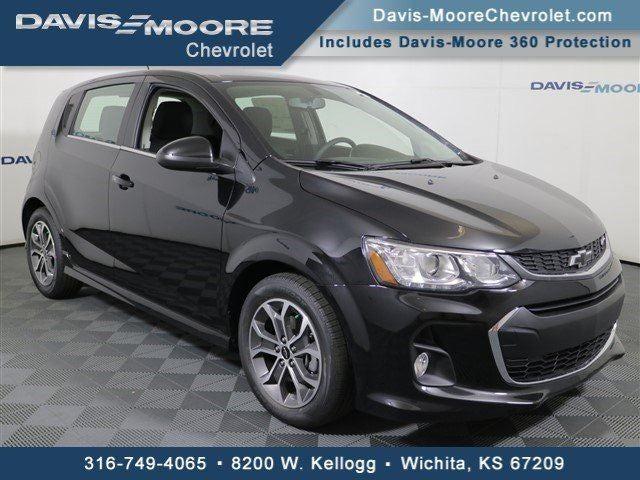 2018 Chevrolet Sonic LT In Wichita, KS   Davis Moore Auto Group