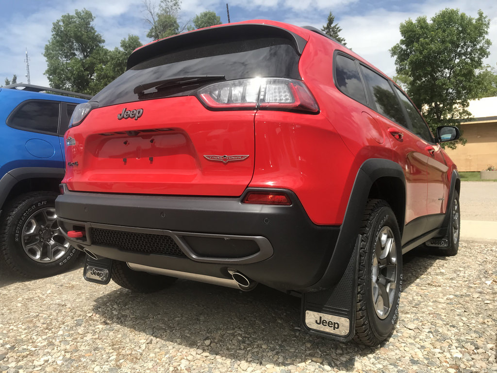 Davis Moore Dodge >> BlogsectionAll About the 2019 Jeep Cherokee - Davis-Moore Auto Group Blog