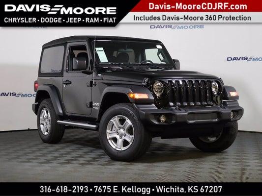 2020 Jeep Wrangler For Sale Wichita Ks Derby A220532